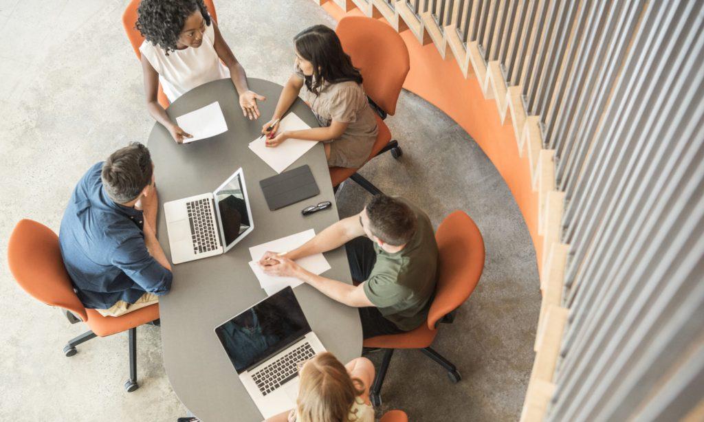 Corporate Interior Design affects corporate culture
