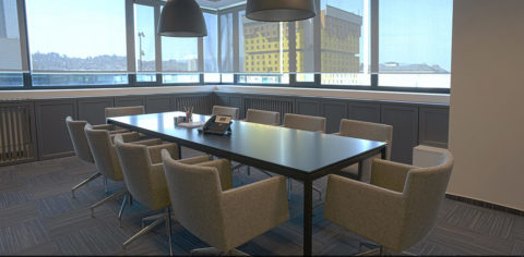 corporate remodel, corporate renovation, commercial design