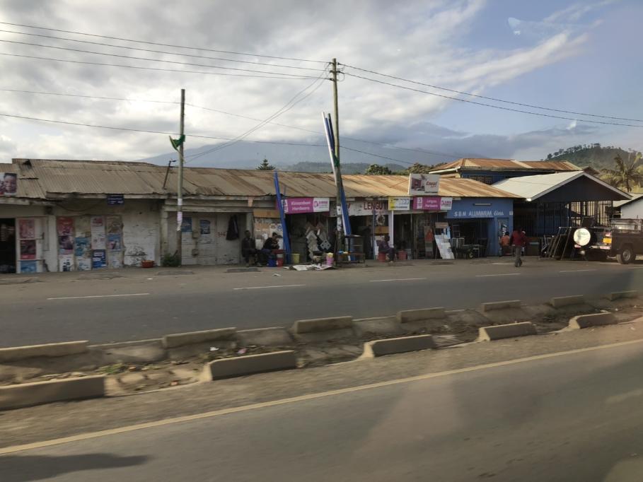 Jambo! (Hello!) from?Arusha, Tanzania