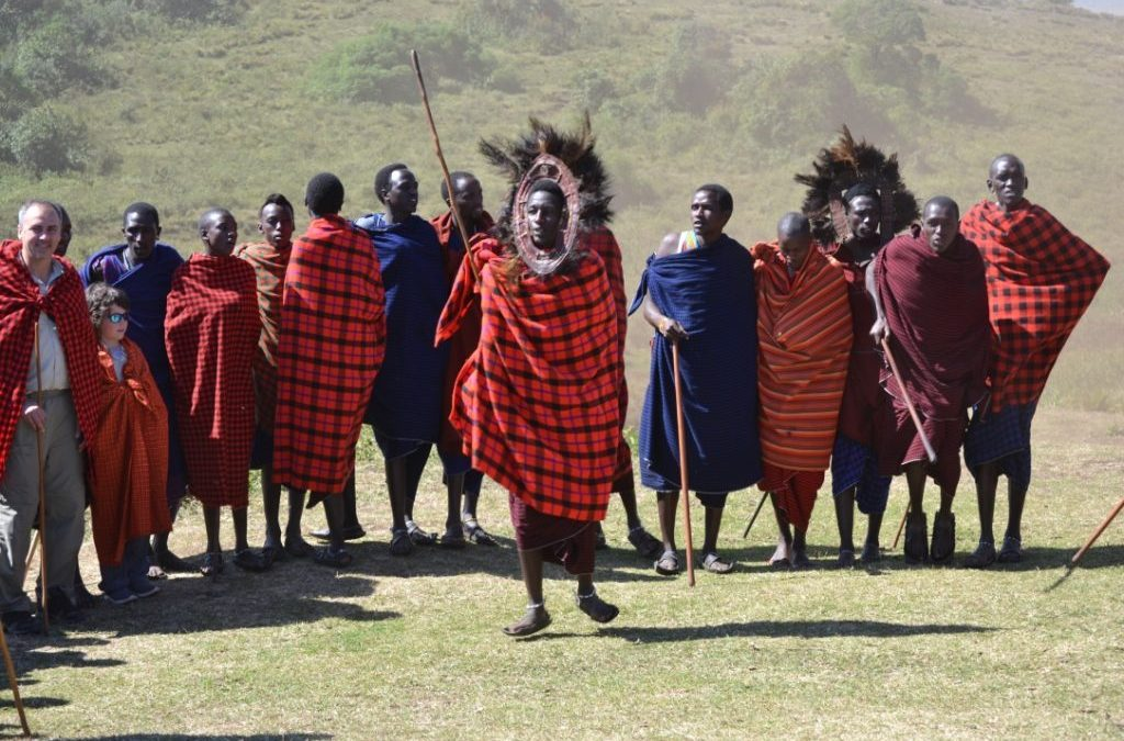 Masai Tribe: The Natives of the African Mara