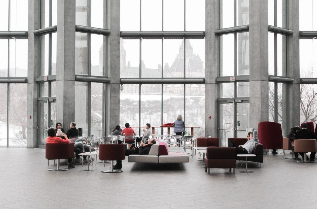 6 Deadly Sins of an Office Lobby